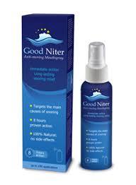 Good Niter - spray - forum - opinioni - recensioni
