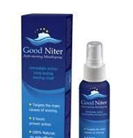 Good Niter - spray - opinioni - recensioni - composizione - prezzo - forum - Italia