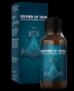 Hammer of Thor - gocce - dove si compra - funziona - Italia - forum - ingredienti - controindicazioni