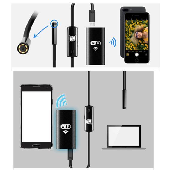 Inspection Wi-Fi Camera - prezzo - dove si compra - amazon