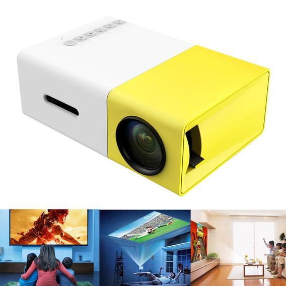 Mini HDProjector - come si usa - funziona
