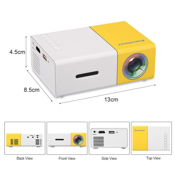 Mini HDProjector - prezzo - dove si compra - amazon
