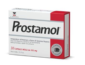 palmetto per la salute della prostata