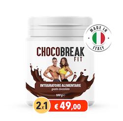 Chocobreak Fit - funziona - opinioni - recensioni - forum - prezzo - Italia