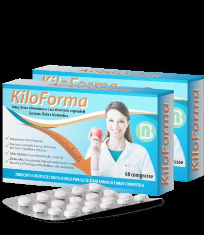 KiloForma - funziona - opinioni - recensioni - forum - prezzo - Italia