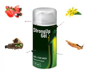 StrongUp Gel - prezzo - dove si compra - in farmacia - amazon