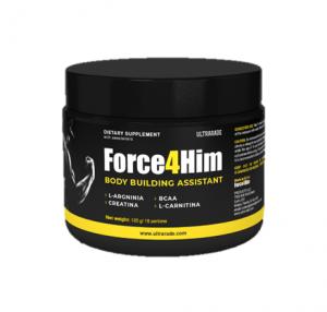 Ultrarade Force4Him - funziona - opinioni - recensioni - forum - prezzo - Italia