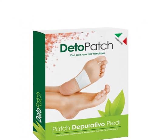 DetoPatch - funziona - opinioni - recensioni - forum - prezzo - Italia