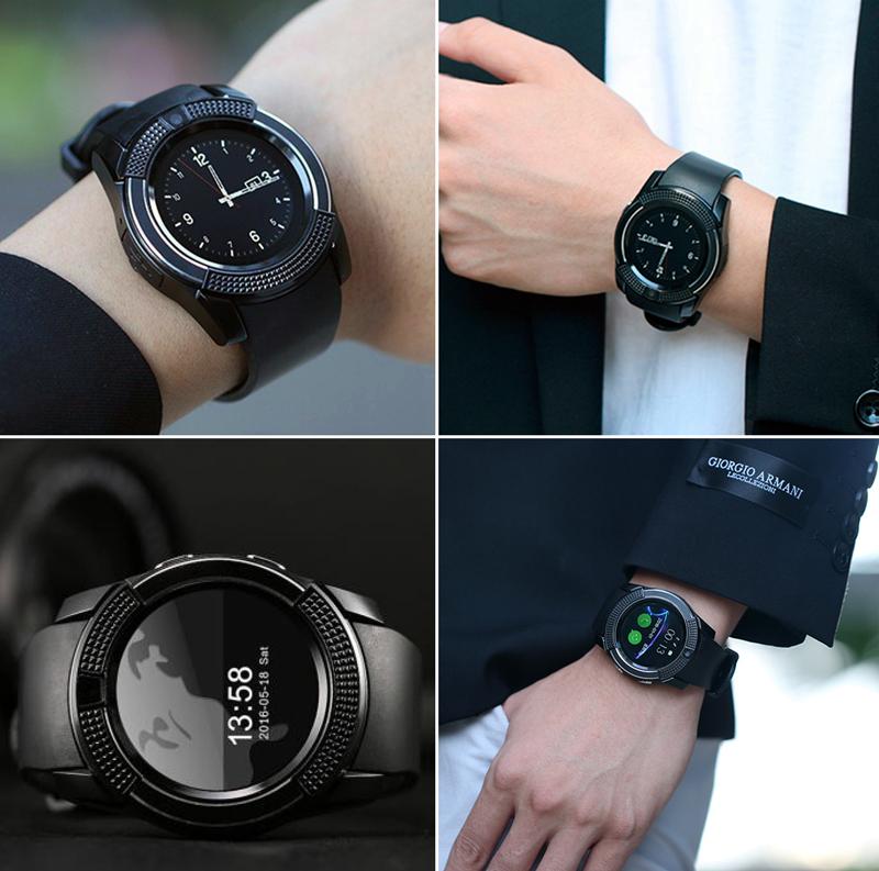 Smartwatch V8 - come si usa - funziona - composizione - ingredienti