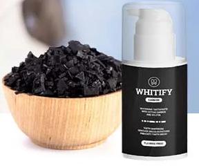 Whitify Carbon - composizione-ingredienti - come si usa - funziona
