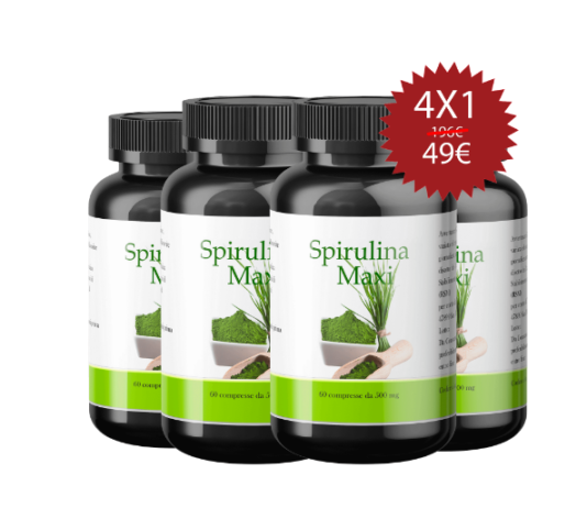 Spirulina Maxi - opinioni - prezzo - Italia - forum - recensioni - funziona