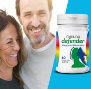 Immuno Defender - amazon - dove si compra - prezzo - in farmacia