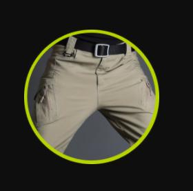 Pantaloni Tattici - come si usa - funziona