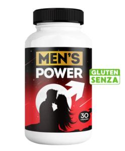 Men's Power - funziona - recensioni - forum - prezzo - Italia - opinioni