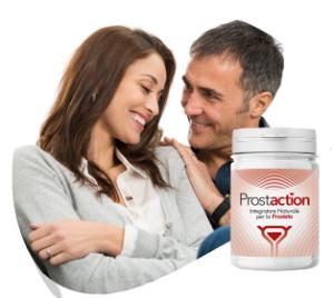 Prostaction - Italia - sito ufficiale - originale