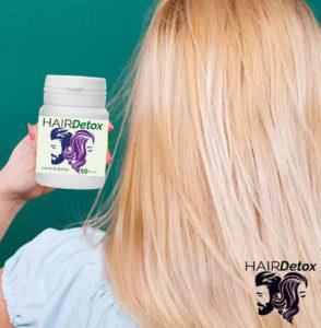Hair Detox - effetti collaterali - controindicazioni