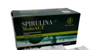 Spirulina MultiACT - recensioni - forum - prezzo - funziona - opinioni - Italia